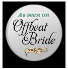As seen on Offbeat Bride