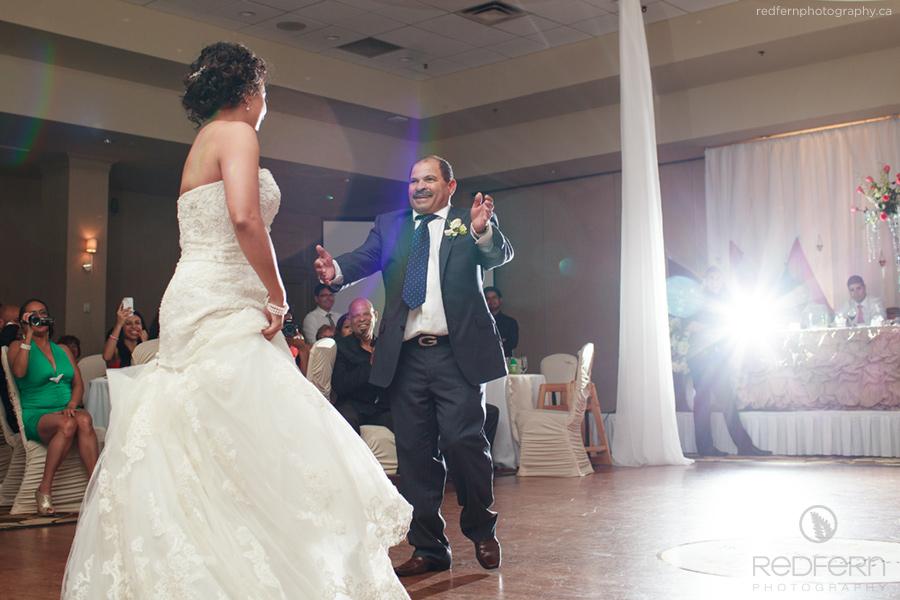 kelowna spanish father daughter dance photos
