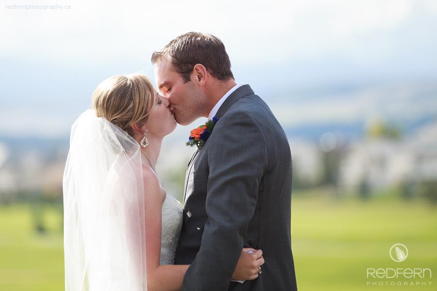cochrane gleneagles golf wedding ceremony