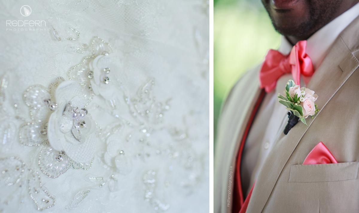 lace_wedding_dress_details_pink_bowtie